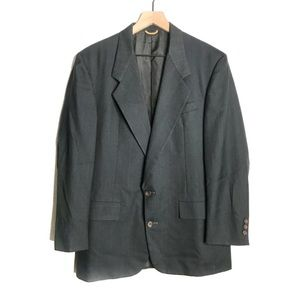 Christian Dior Monsieur Blazer Deep Blue Grey B567